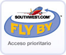 Acceso prioritario Fly By