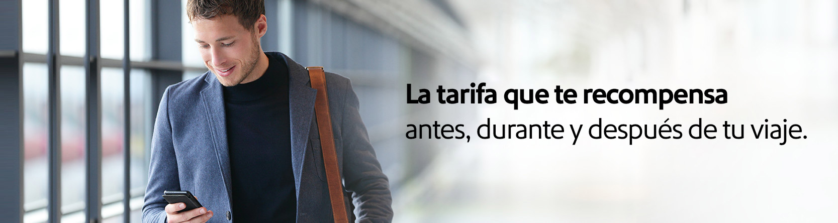 Business Select®: nuestra tarifa más beneficiosa